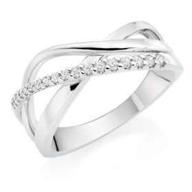 anello donna infinito