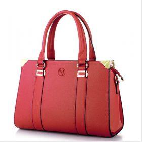 borsa donna rossa