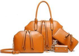 borsa donna collezione cuoio